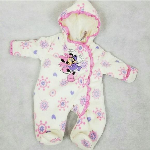832357d70 Disney Jackets & Coats | Minnie Mouse Winter Snow Suit | Poshmark